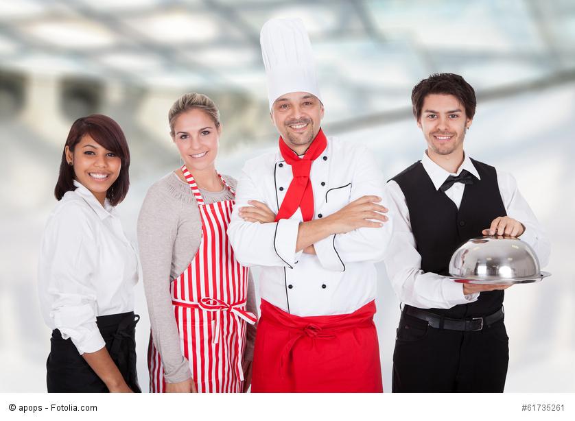 berufsbekleidung gastronomie