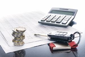 Wie werden die Nutzungskosten anhand der 1%-Methode berechnet?