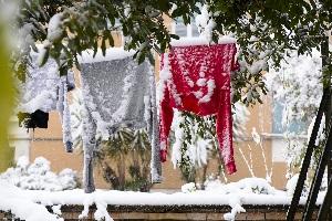 Durch einen plötzlichen Wintereinbruch können außerplanmäßige Abschreibungen entstehen.