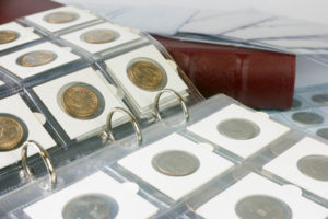 Steuern bei einer Sammlungsauflösung