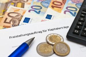 Abgeltungsteuersatz, Abgeltungsteuer