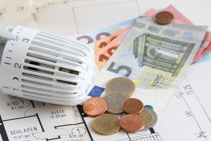 Heizkosten können ggfs. steuerlich geltend gemacht werden