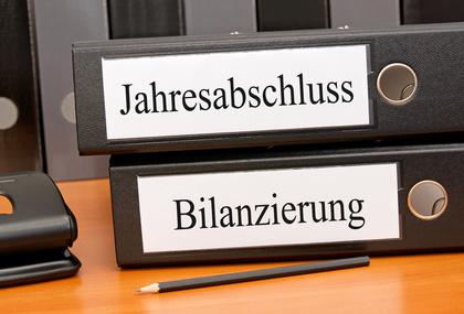 Bilanzierung im Rahmen der gesetzlichen Grenzen vornehmen