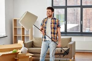 Welche Möbel im Arbeitszimmer sind Betriebsausgaben?