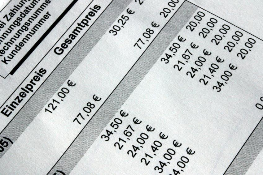 Fortlaufende Rechnungsnummern Kein Muss Aber Hilfreich
