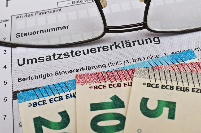Erklärung Umsatzsteuer erklärung