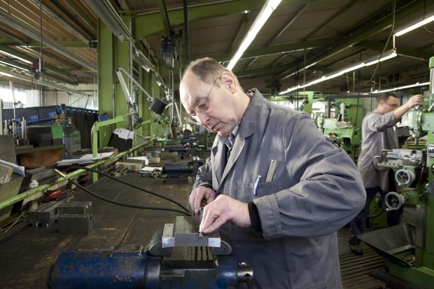 Seniorenarbeit: Wie funktioniert Altersteilzeit für alte Mitarbeiter