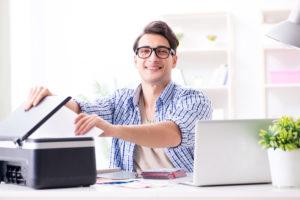 Drucker fürs Büro - leistungsstarke Unterstützung im Arbeitsalltag
