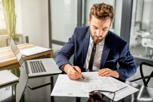 Einkommensteuer: Die Formulare müssen sorgfältig ausgefüllt werden.