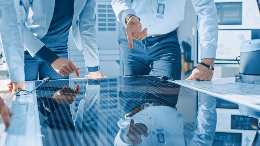 Energieeffizienz in Unternehmen durch Contracting