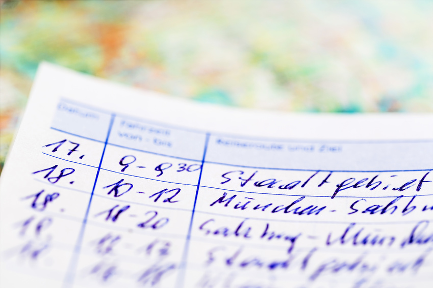 Fragen und Antworten rund ums Thema Fahrtenbuch