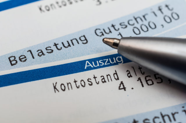 Festgeldkonto für Firmen