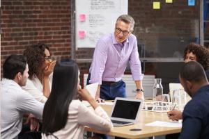 Grundsätze der Mitarbeiterführung? Beim Chef fängt es an.