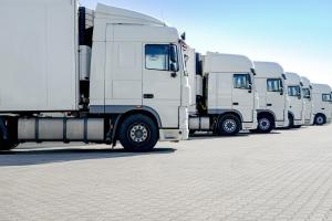 Einige Händler bieten sogar LKW-Leasing an.