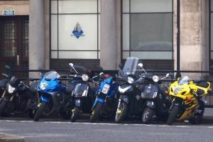 Auch für Motorräder muss Kfz-Steuer gezahlt werden.