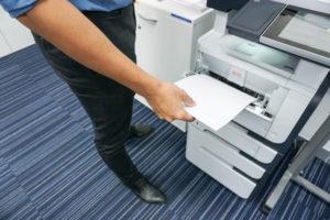 Papier ist nicht gleich Papier