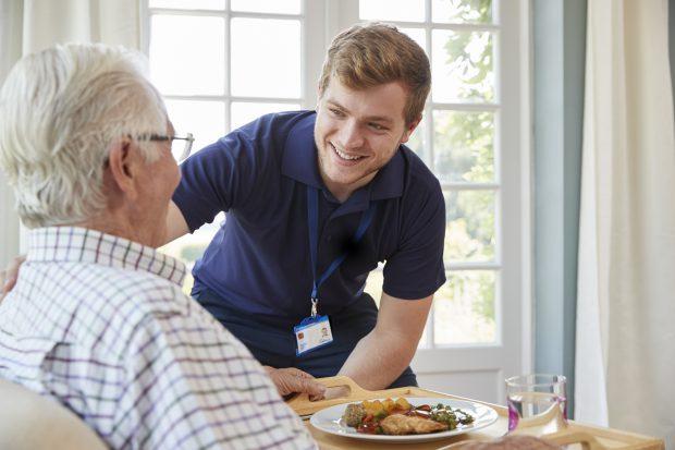 Selbstständige Pfleger sind scheinselbstständig