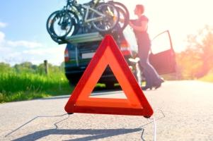 Beim PKW-Leasing kann der Restwert durch Kratzer und Unfälle starkt beeinträchtigt werden.