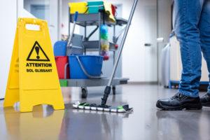 Reinigungskosten absetzen - lassen sich die Kosten für die Reinigung absetzen?