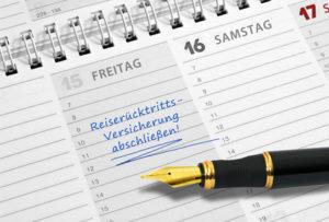 Reiserücktrittsversicherung absetzen - Steuerbelastungen durch Kostenberücksichtigung reduzieren