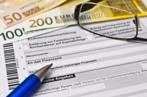 Lohnsteuer absetzen - Berücksichtigung der Personalkosten bei den Betriebsausgaben