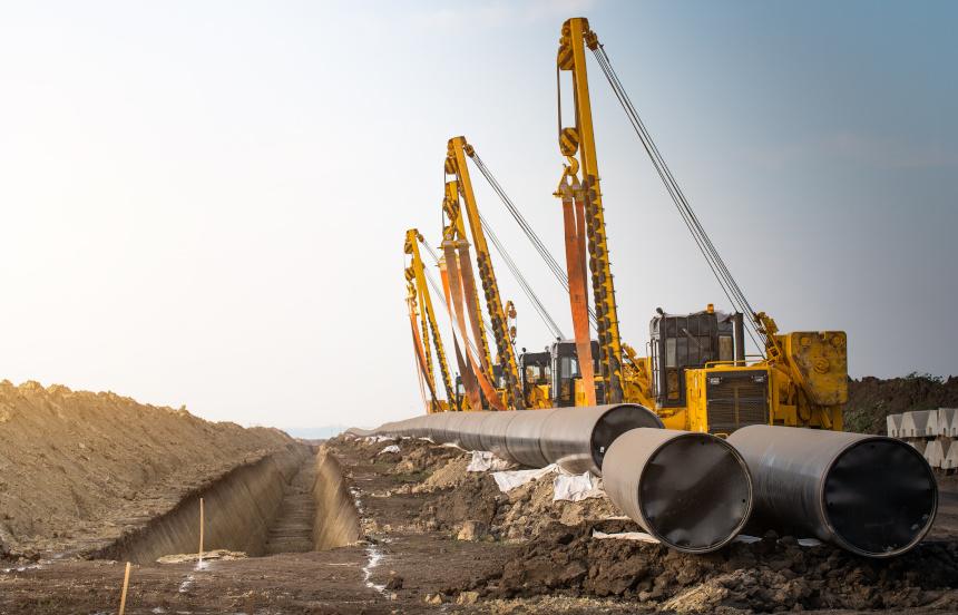 Diese Umlage hilft dem Baugewerbe und Unternehmen im Straßenbau