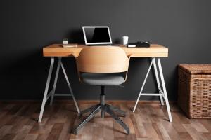 Eine Telefonkonferenz wird in Deutschland oft im Home Office genutzt.