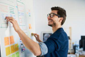 Whiteboard Test: Was unterscheidet ein Whiteboard von einer gewöhnlichen Tafel?